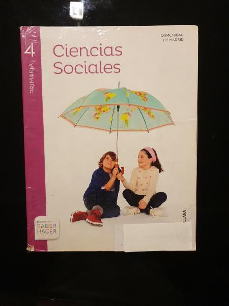 Ciencias sociales 4°