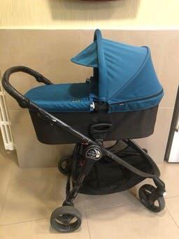 Capazo/silla baby jogger