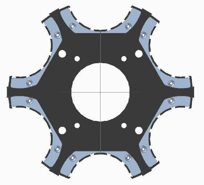 Diseños cad piezas y mecanismos