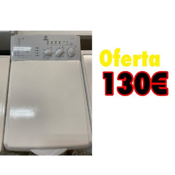 Lavadora económica indesit 6kg con garantía