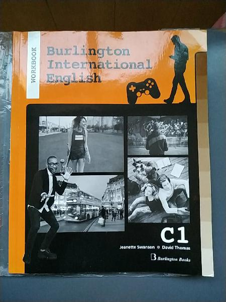 Libro inglés - workbook c1 - burlington
