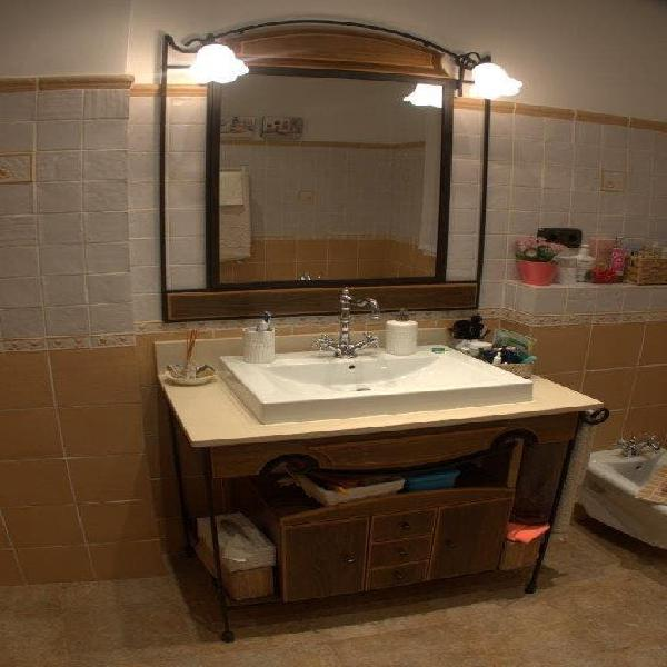 Mueble baño + espejo