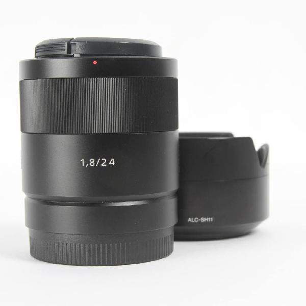 Objetivo sony zeiss 24mm f/1.8 za t*sonnar e340262