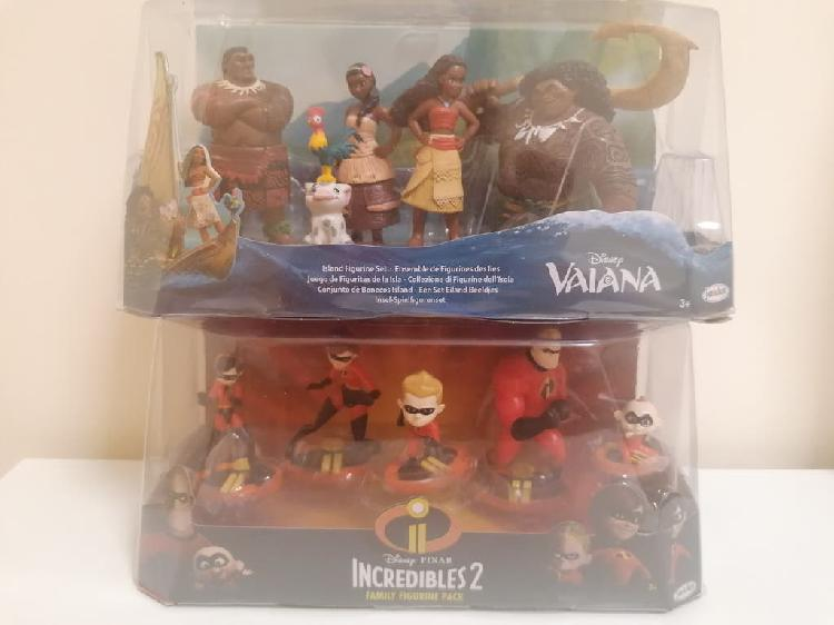 Oferta!! 2 set figuras disney coleccion