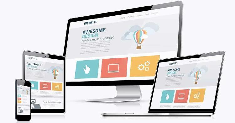 Pagina web profesional/moderna