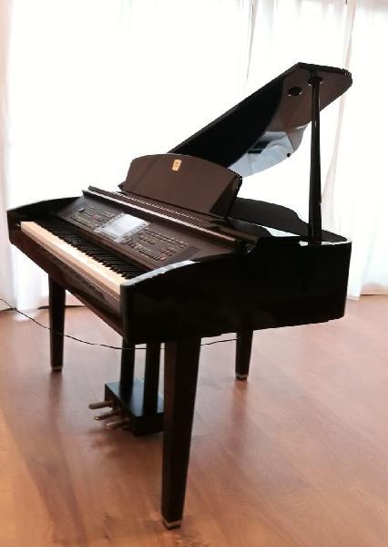 Piano electrónico yamaha clavinova cvp-309