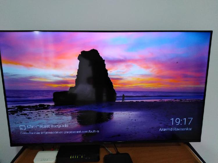 Smart tv 50 pulgadas (television 4k) led