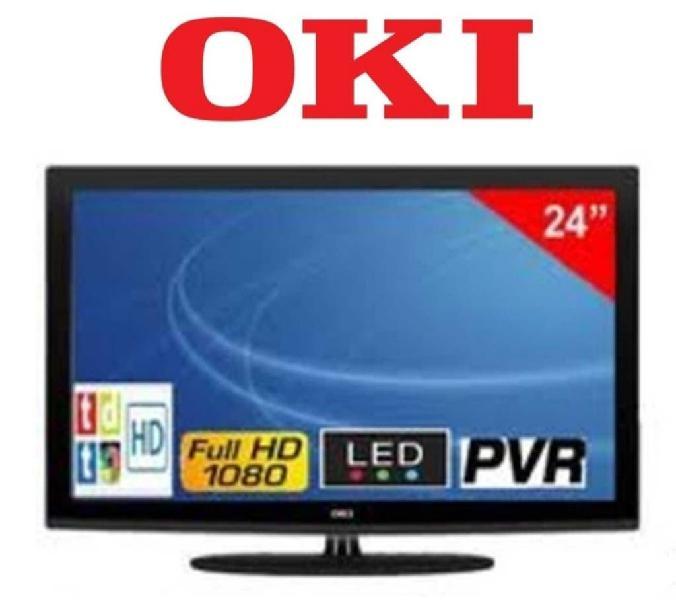 Television led 24' oki b24e-led1 full hd tdt