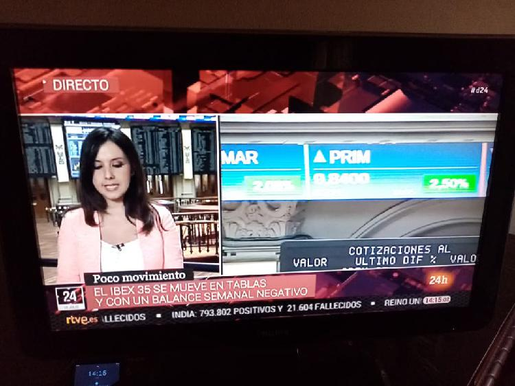 Tv philips 32 pulgadas pfl5604h/12