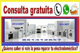 Técnico reparación lavadoras... .