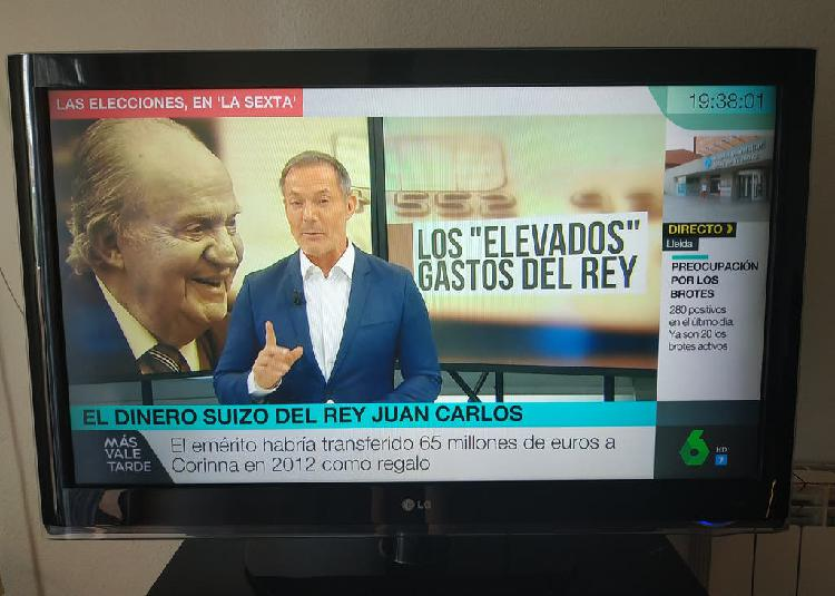 """Televisión 42"""" lg"""