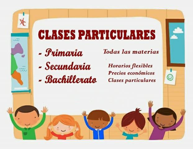 Doy clases particulares