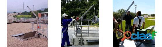 Empresa especializada en dispositivos de seguridad en altura