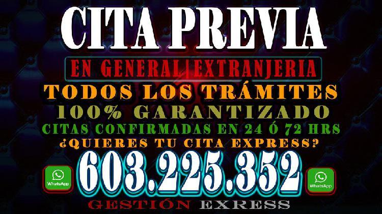 Extranjeria express