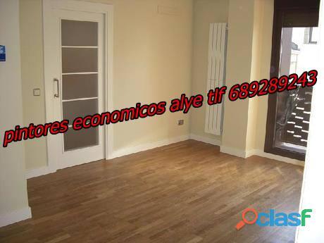 PINTORES EN VALDEMORO DTOS. EN EXTERIOR DE REJAS. 689289243 ESPAÑOLES 1