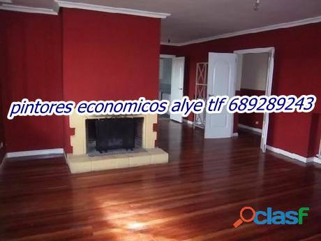 PINTORES EN VALDEMORO DTOS. EN EXTERIOR DE REJAS. 689289243 ESPAÑOLES 2