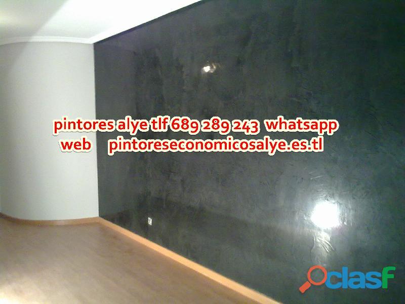 PINTORES EN VALDEMORO DTOS. EN EXTERIOR DE REJAS. 689289243 ESPAÑOLES 10