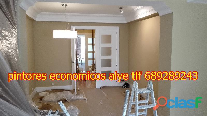 PINTORES EN VALDEMORO DTOS. EN EXTERIOR DE REJAS. 689289243 ESPAÑOLES 14