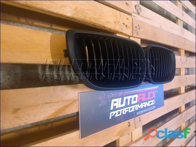 Rejillas Negro Delante BMW E46 1