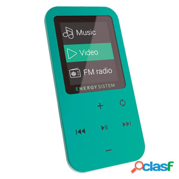 Reproductor energy mp4 touch 8 gb mint