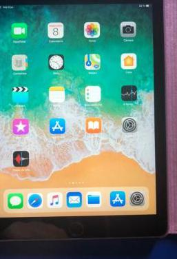 Apple ipad wifi 128gb. gris espacial 6