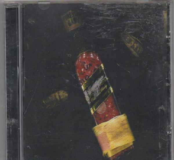 Baby fox - dum dum baby / cd album de 1998 / muy buen estado