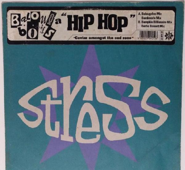 Balouga boys - hip hop [uk electronic / hip hop][exclusivo