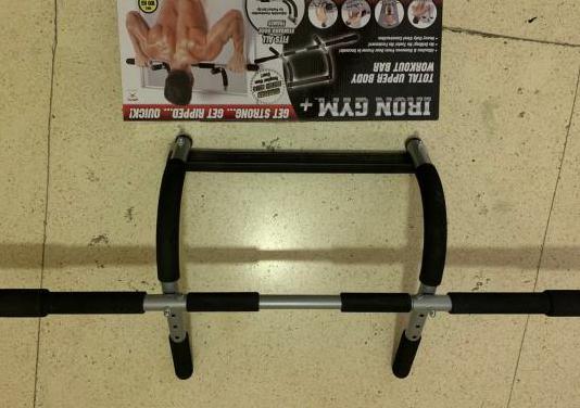 Barra de flexiones iron gym