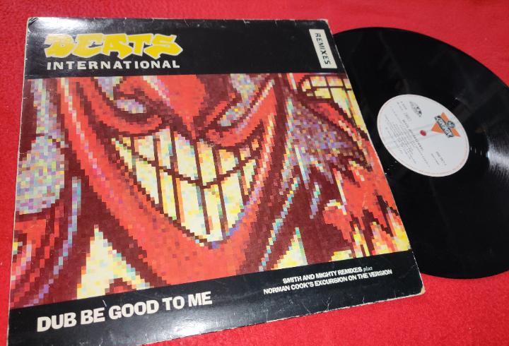 Beats international dub be good to me (remixes) (3