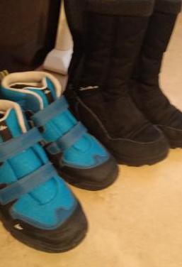 Botas niño zapatos
