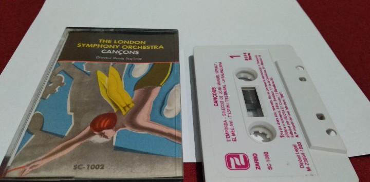 Casete cassette (the london symphony orchestra, director