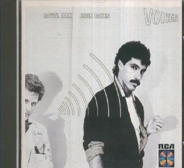 Cd musica: daryl hall and john oates - voices