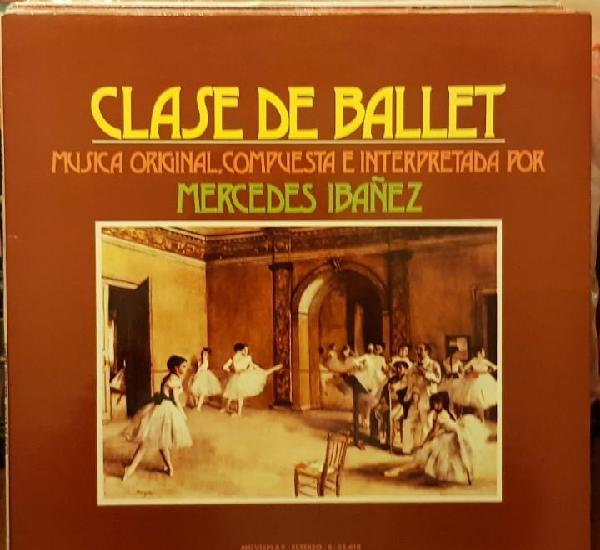 Clase de ballet - musica original compuesta por mercedes