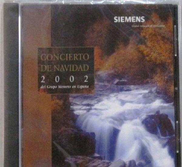 Concierto de navidad 2002 - cd precintado