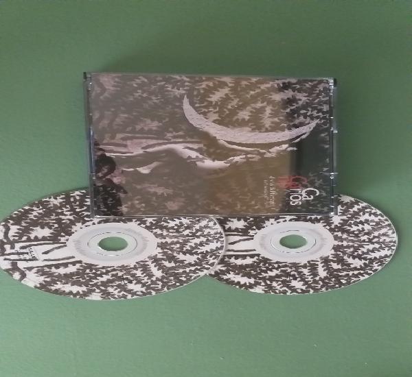 Carlos cano cd diván del tamarit gacelas federico garcía