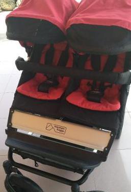 Carro gemelar mountain buggy accesorios carricoche