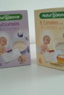 Cereales bebé