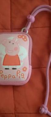 Cámara peppa pig disney