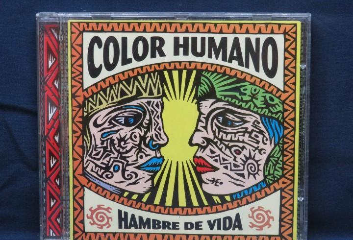 Color humano – hambre de vida - cd