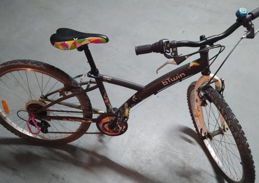 Economica bicicleta chica 24 pulgadas