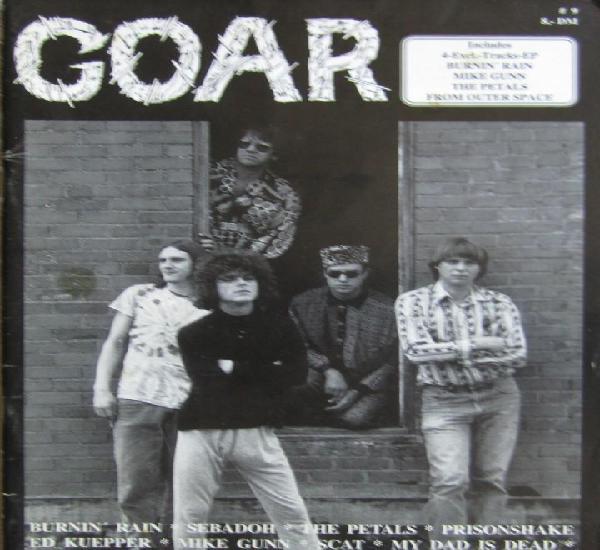 Goar: nº 9. fanzine de rock especializado. 64 páginas. en
