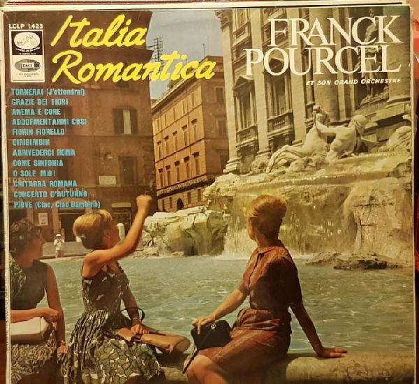 Italia romantica - franck porcel