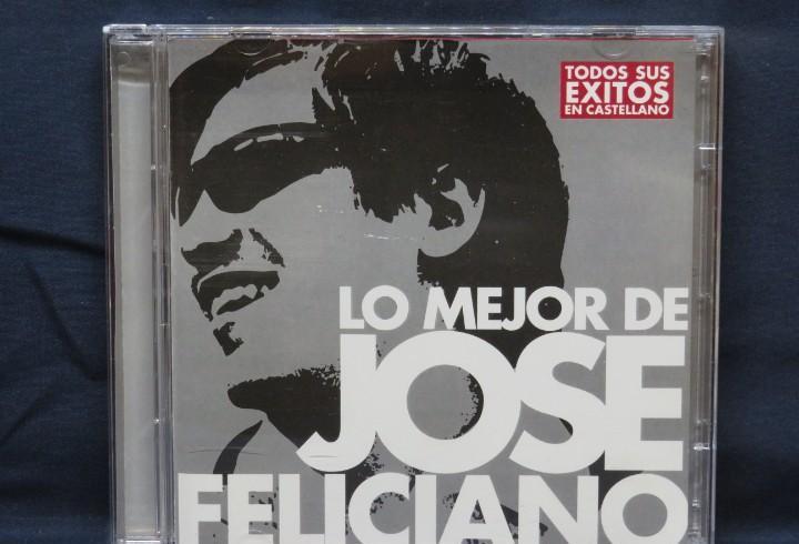 Jose feliciano - lo mejor de jose feliciano - 2 cd