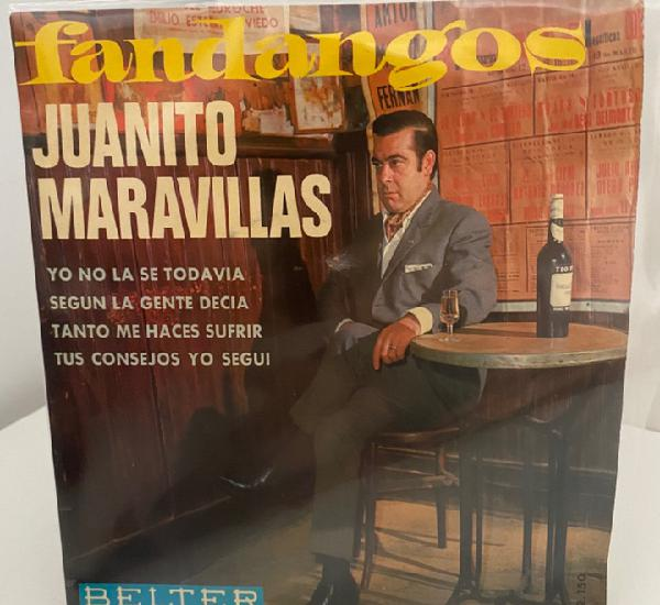 Juanito maravillas-yo no la se todavia/segun la gente
