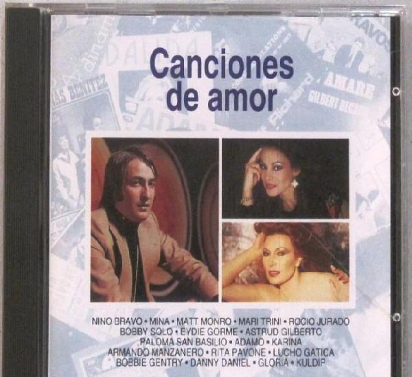 La musica de tu vida - canciones de amor - varios - cd
