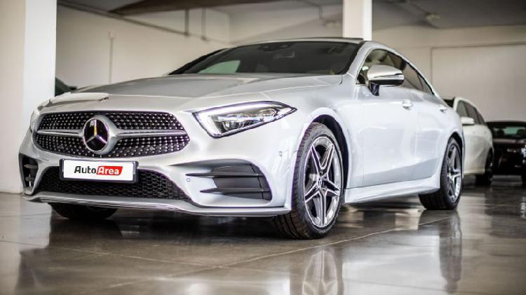 Mercedes-benz clase cls 350d 4matic aut.