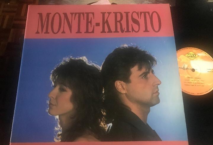 Monte kristo - lady valentine - maxi max 87 italo disco