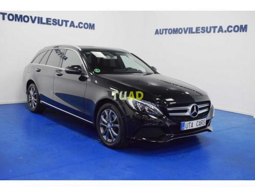 Mercedes clase c estate 220 d 4matic avantgarde