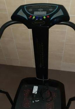Máquina vibradora de gimnasio