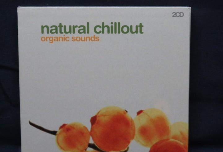 Natural chillout - organic sounds - 2 cd